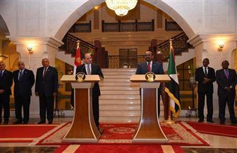 الرئيس السوداني: نعمل على إزالة كل العوائق التي تعرقل التكامل مع مصر