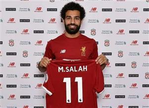 تعرف على راتب صلاح بعد توقيعه على العقد الجديد مع ليفربول