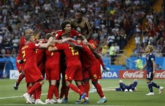 التاريخ يشير إلى اللون الأحمر فى تاريخ مواجهات بلجيكا وفرنسا