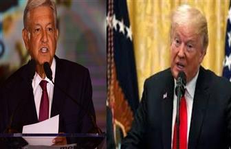 """ترامب يجري """"محادثة رائعة"""" مع الرئيس المكسيكي المنتخب"""