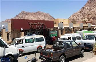 قافلة الأزهر الطبية لجنوب سيناء تفحص 4000 مريض وتجري 61 عملية جراحية