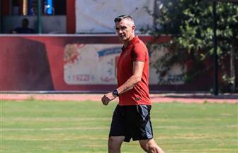 كارتيرون يختار 22 لاعبا في قائمة الأهلي لمواجهة النجم اللبناني