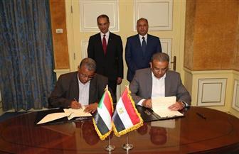 وزير الاتصالات يشهد توقيع اتفاقية تعاون بين البريدين المصري والسوداني