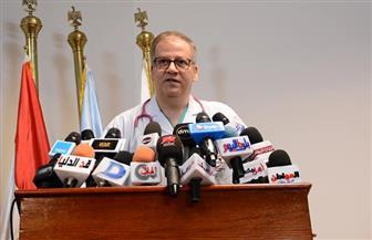 مدير مستشفى وادي النيل: ندعم مبادرة الرئيس للقضاء على قوائم الانتظار