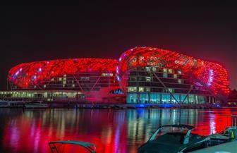 170 دولة تضيء معالمها في الذكرى الـ 50 لانطلاق الأولمبياد الخاص بأبو ظبي| صور