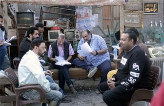 """عمرو عبدالجليل وسامح عبدالعزيز وصبري فواز في الصور الأولى من """"سوق الجمعة"""" صور"""