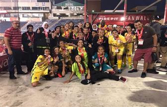 مصر تحصد برونزية العالم في الكرة النسائية