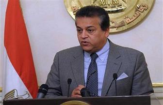وزير التعليم العالي: استيعاب 65 ألف طالب بالجامعات زيادة عن العام الماضي