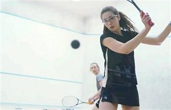 جنا شيحا تتأهل إلى نصف نهائى بطولة العالم للإسكواش للشباب