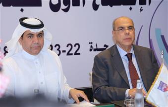 اللجنة المنظمة لبطولة كأس العرب للأندية تجتمع في جدة