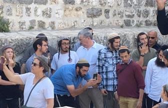 """مئات المتشددين اليهود يتوافدون على المسجد الأقصى فى ذكرى """"خراب الهيكل"""" المزعوم"""
