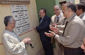 افتتاح 7 مدارس بتكلفة 32 مليون جنيه في بني سويف | صور