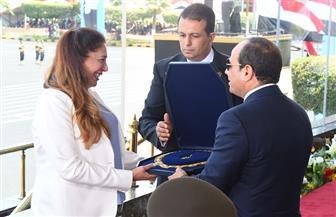 """الرئيس السيسي: """"المصارحة والمواجهة"""" أفضل طريق لتحقيق نهضة شاملة"""