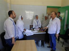 إحالة 66 من العاملين بالصحة والتضامن الاجتماعي في كفرالزيات للتحقيق| صور
