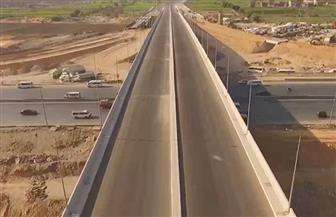 """""""الطرق والكباري"""": افتتاح الطريق الدائري الإقليمي الجديد من القوس الشمالي الغربي خلال أيام"""