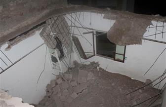 مصرع وإصابة 3 أفراد من أسرة واحدة فى انهيار سقف غرفة بالقليوبية
