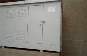 أكشاك كهرباء جديدة بالطود بالأقصر| صور