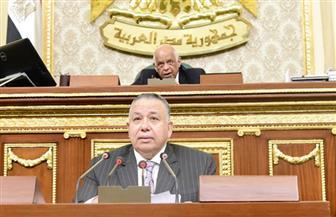 """وكيل مجلس النواب يناقش مع سفير الصين """"الشراكة الإستراتيجية بين القاهرة وبكين"""""""