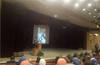 مكتبة الإسكندرية تحتفل بمئوية الزعيم جمال عبد الناصر| صور
