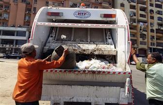رفع 2010 أطنان تراكمات قمامة وأتربة ومخلفات في حملات بالدقهلية