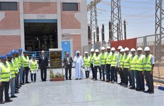 محافظ أسوان: 20 ألف فرصة عمل مباشرة توفرها محطة الطاقة الشمسية بنبان (1)| صور