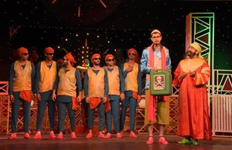 عرض السيرة الهلامية الأربعاء والخميس في المهرجان القومي للمسرح| صور
