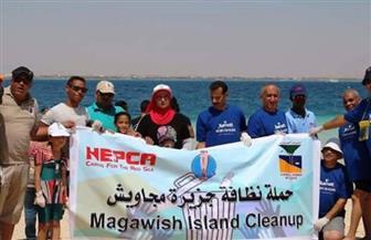 محافظ البحر الأحمر يصدق على المرحلة الثانية من خطة استعادة الكفاءة البيئية بالغردقة | صور