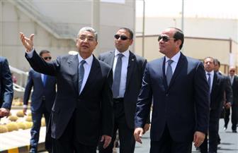 الرئيس السيسي يفتتح اليوم عددا من المشروعات القومية الكبرى في قطاع الكهرباء