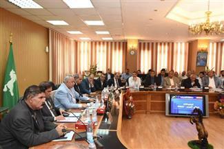محافظ الشرقية: الدولة أنفقت 550 مليار جنيه لتوفير الكهرباء وتحسين الخدمة