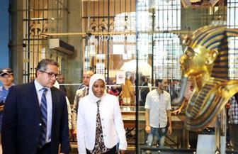 خطة تطوير شاملة للمتحف المصري بالتحرير استعدادا لذكرى التأسيس في نوفمبر المقبل | صور