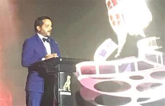مهرجان وهران للفيلم العربي يكرم محمد هنيدي في الافتتاح| صور