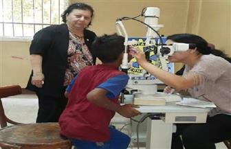 """""""بصيرة"""" تقرر مضاعفة جهودها في رعاية عيون أطفال القرى الأشد احتياجا استجابة لمبادرة الرئيس"""