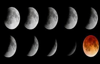 فيديو تخيلي لخسوف القمر الليلة