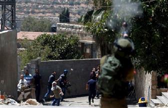 شرطة الاحتلال الإسرائيلي تدخل المسجد الأقصى بعد اشتباكات