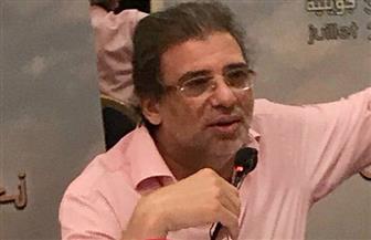 """خالد يوسف: """"كارما"""" فيلم إنساني.. ولن أبتعد عن السينما مرة أخرى"""