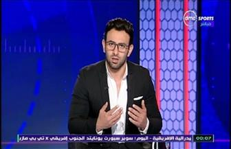 """إبراهيم فايق يرحل عن قناة """"دي إم سي سبورت"""""""