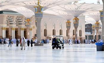رئاسة شئون المسجد النبوي تعلن جاهزيتها لاستقبال الزائرين