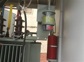 ننشر أعمال الكهرباء التي تم تنفيذها بمدينة الزينية في الأقصر
