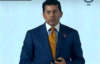 أشرف صبحي: نسعى لجذب المزيد من الاستثمارات في مجال الرياضة