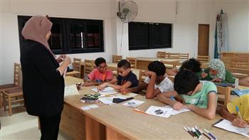 ختام فعاليات الدورة الثالثة لبرنامج الطفل بجامعة قناة السويس | صور