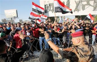 الاحتجاجات العراقية .. أسباب مختلفة وتدخلات إقليمية ودولية تبقي الوضع مشتعلا | صور