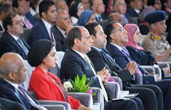 الرئيس السيسي: لم ننفق جنيها واحدا من ميزانية الدولة لتشييد المدن الجديدة