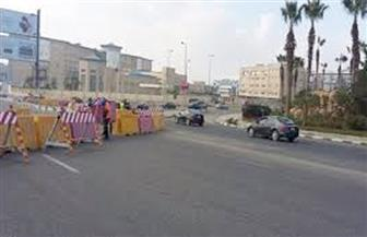 إغلاق طريق بلبيس الصحراوي جزئيا لأعمال توسعة ورصف