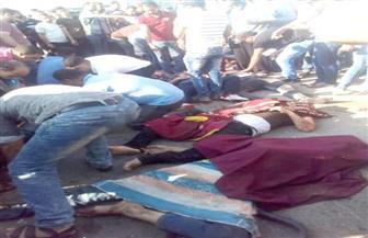 ارتفاع حالات وفاة حادث أتوبيس بورسعيد الإسماعيلية إلى 11 حالة