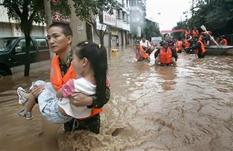 الأمطار الموسمية ترغم الآلاف على إخلاء منازلهم في ميانمار