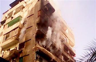 إصابة حارس عقار وأبنائه الثلاثة في حريق بعقار بالبيطاش غرب الإسكندرية