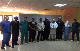 محافظ الدقهلية: إجراء 24 جراحة للحالات الحرجة خلال أسبوع