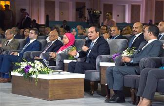 الرئيس السيسي: لن ينجح أي نظام في الدولة إلا بالاستقرار والأمن