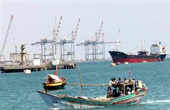 ميناء غرب بورسعيد يستقبل 5900 طن حديد وشحن 3200 طن صودا