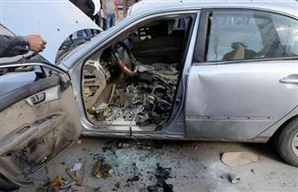 إصابة 11 بينهم 7 أطفال في اصطدام سيارة ملاكي بعامود إنارة فى الغردقة